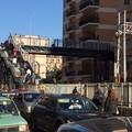 """La folla a Bari per San Nicola  """"inaugura """" il ponte di viale Traiano"""
