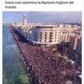 «In 300mila per Di Maio a Bari», ma era la folla per le Frecce tricolori