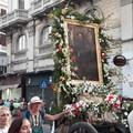 Sant'Antonio a Bari, per le vie del centro il corteo in onore del santo
