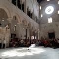 Solstizio d'estate, lo spettacolo nella Cattedrale di Bari - VIDEO