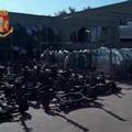 Auto rubate a Bari diventavano pezzi di ricambio a Cerignola