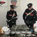 Sorpresi con droga e tre bombe, arrestati ad Altamura