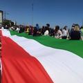 Centrodestra unito in piazza a Bari: «Contro il Governo e contro la malapolitica di Emiliano»