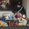 Acquaviva (Bari), rubano in un supermercato, arrestati cinque georgiani