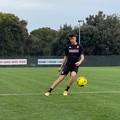 SSC Bari recupera Minelli, la squadra si prepara ad affrontare la Turris
