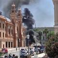 Bus Amtab in fiamme: «Dimissioni o rimozione della governance»