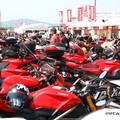 "Weekend a due ruote: raduno moto Ducati e  ""Illuminala di bici """