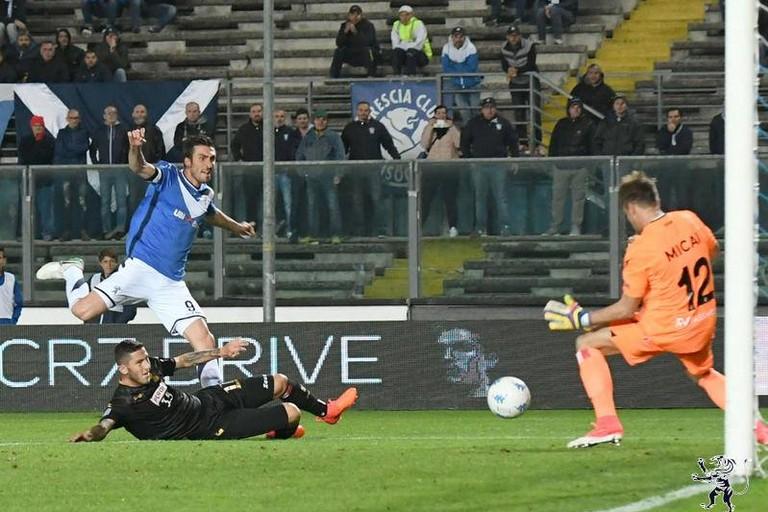 brescia bari. <span>Foto Brescia Calcio</span>