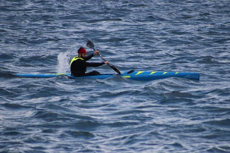 Bari Del Canottiere Racconto Di Race Atlantic Ocean SurfskiIl n0k8XwOP