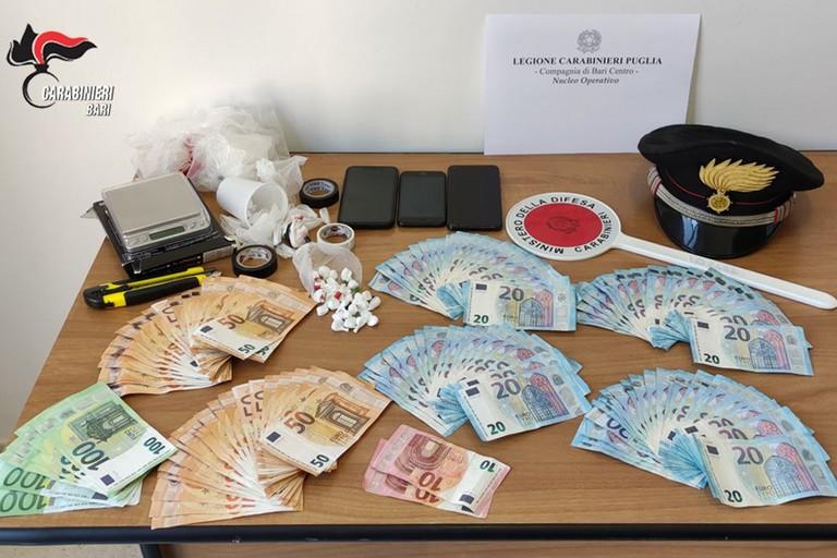 carabinieri droga JPG
