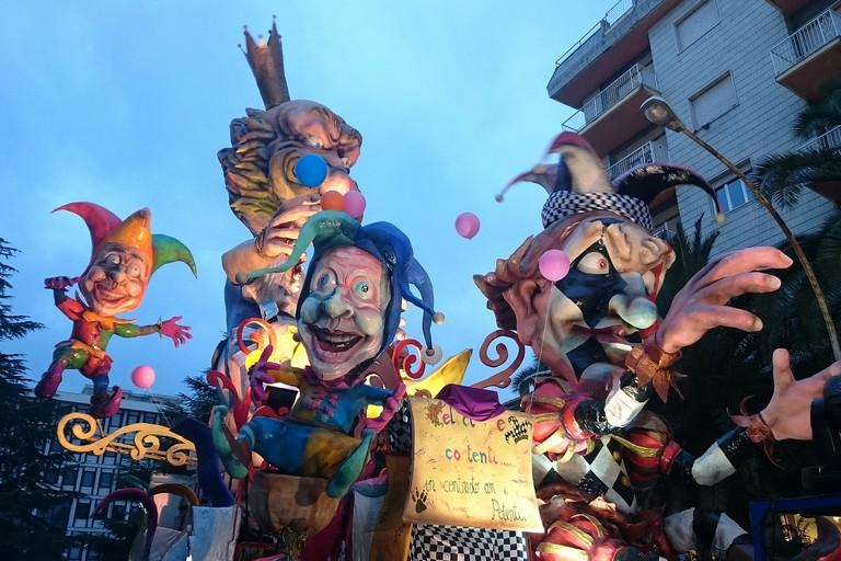 Putignano, si ripete la tradizione del Carnevale
