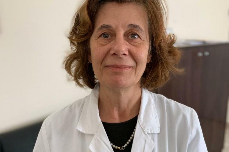 la dottoressa Desirèe Castelli