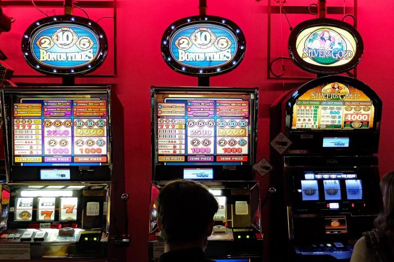 Alcune slot machine