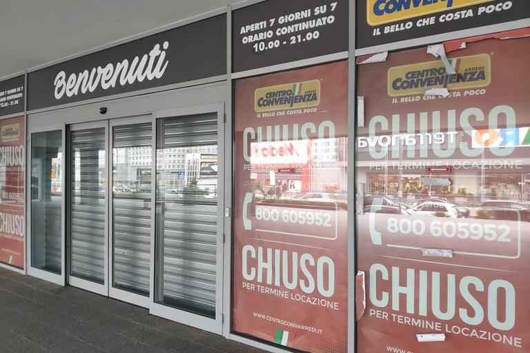 Centro Convenienza. <span>Foto Elga Montani</span>