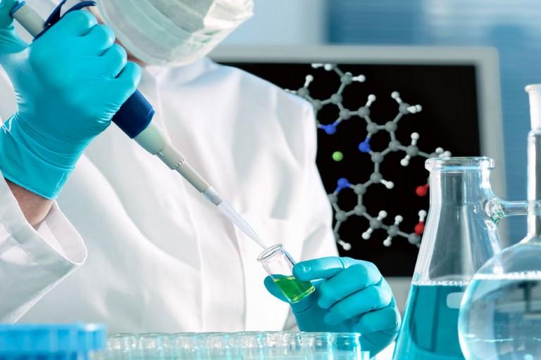 chemical slide