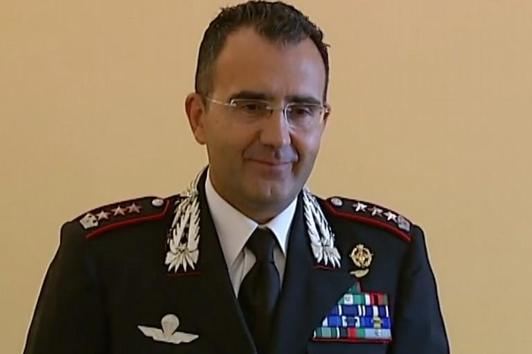 Il colonnello Fabio Cairo