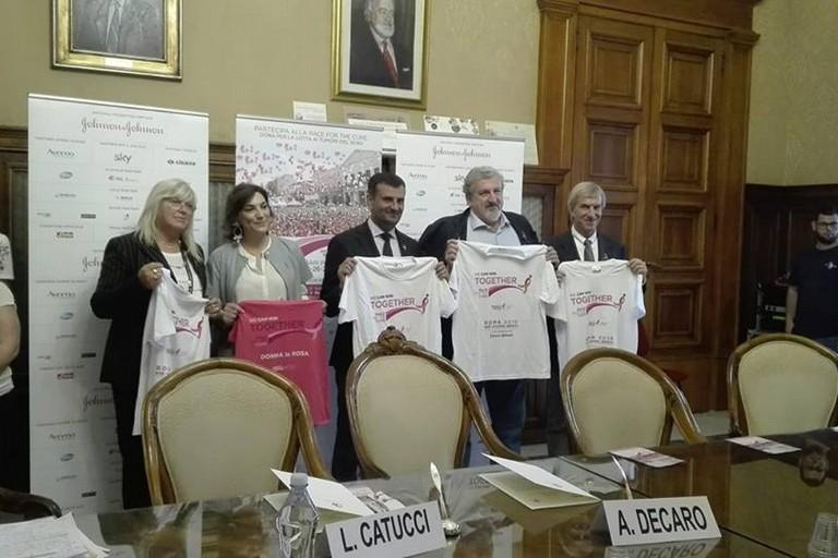 conf st presentazione race for the cure