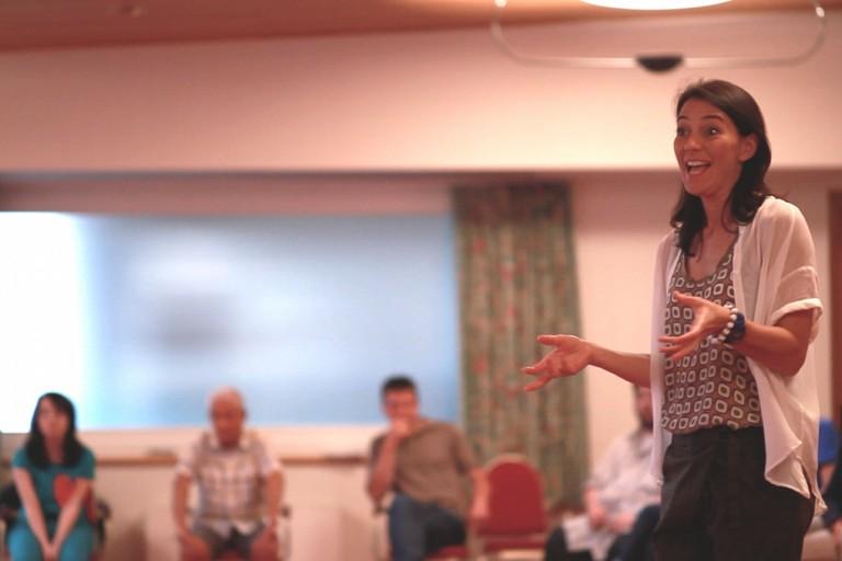 Conferenza balbuzie