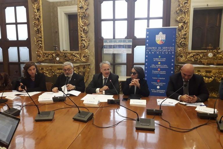 Il Meeting del Volontariato all'Università di Bari: «Incontro tra solidarietà e formazione»