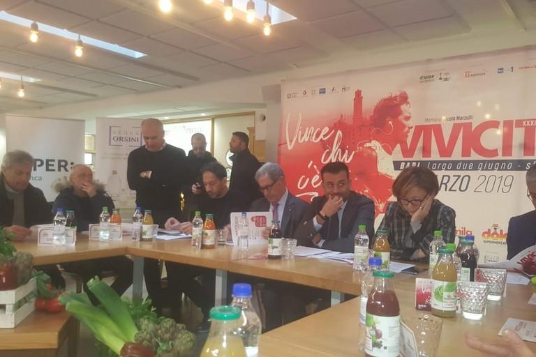 conferenza stampa vivicitta