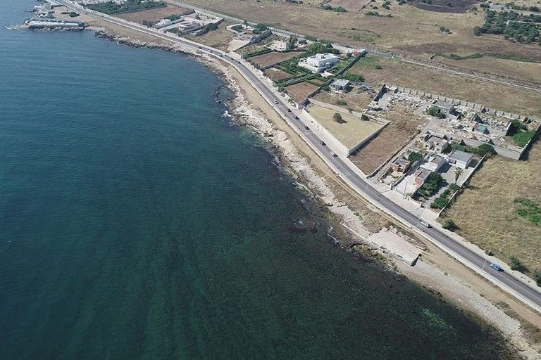 costa sud di Bari