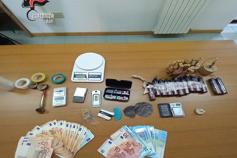droga carabinieri JPG