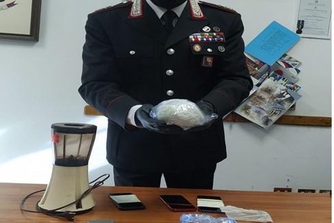 droga noci carabinieri putignano