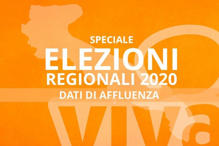 elezioni regionali affluenza