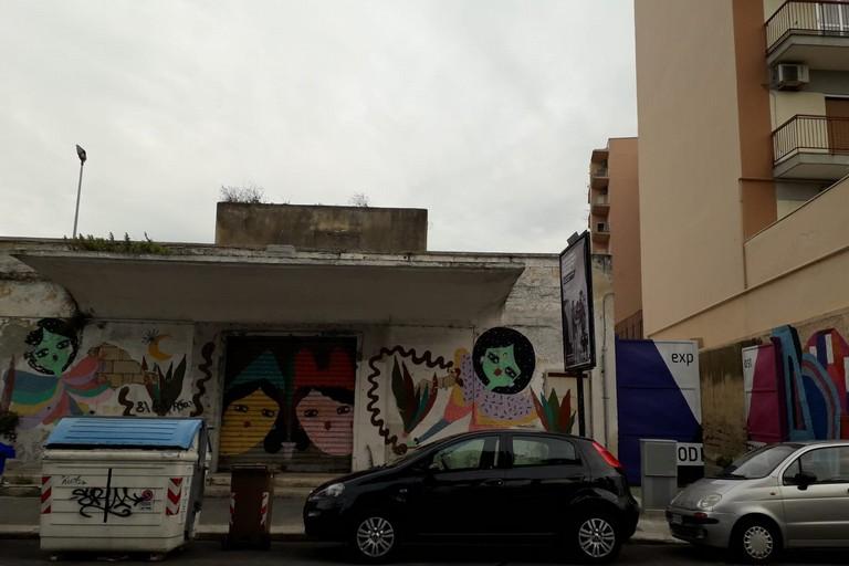Ex Arena Moderno. <span>Foto Guerino Amoruso</span>