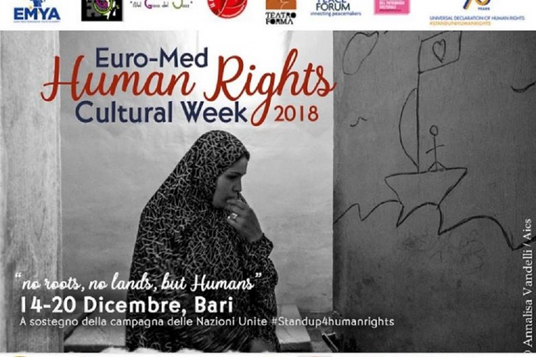 EURO MED HUMAN RIGHT CULTURAL WEEK