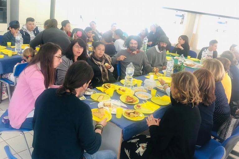 evento comunita rom