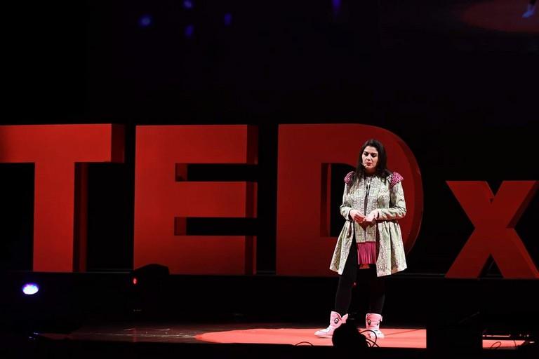 Valentina Nappi al TedEx