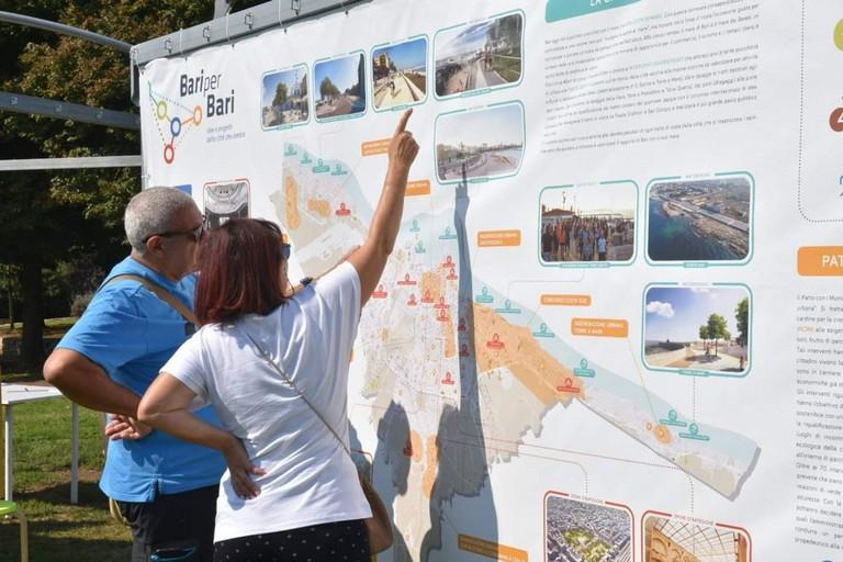 L'evento Bari per Bari