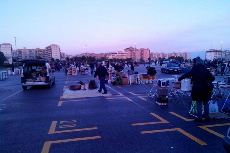 Mercato via vaccarella