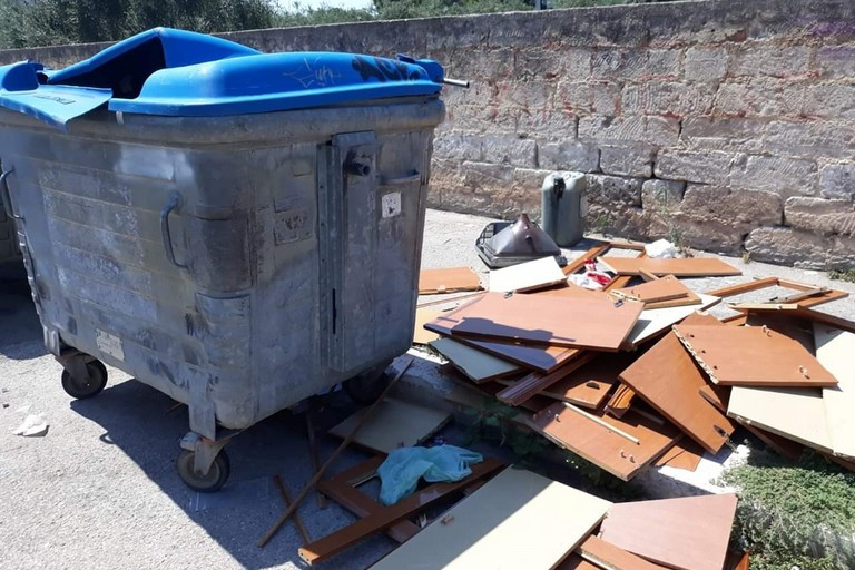 I rifiuti al Quartierino