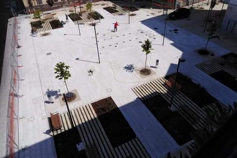 Piazza Disfida di Barletta