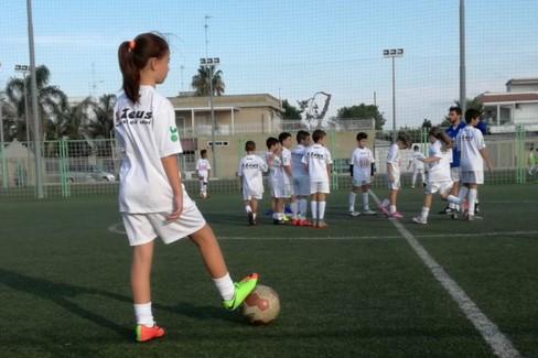 fc bari open day calcio femminile. <span>Foto FC Bari 1908</span>