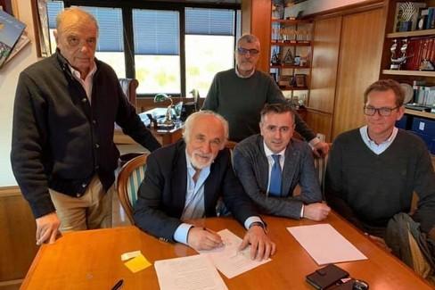 firma accordo fidal bellavista