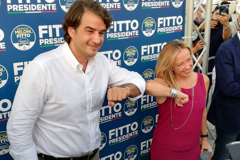 fitto meloni