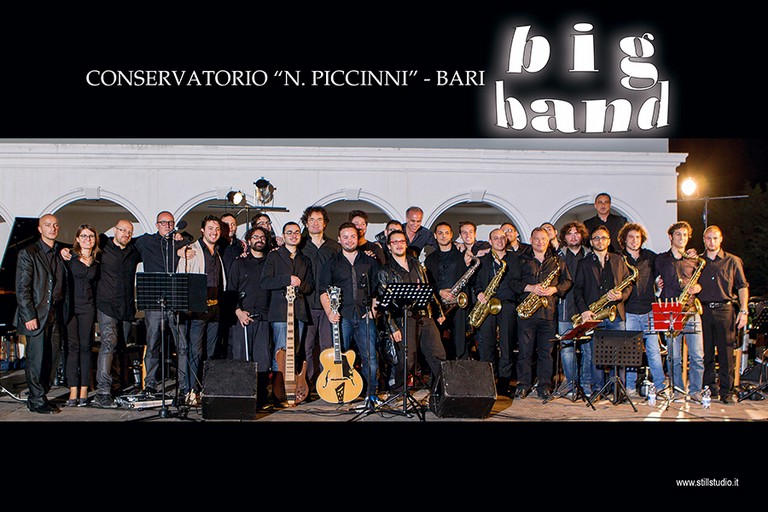 La big band del Conservatorio