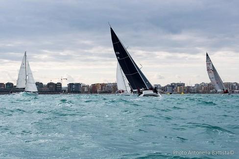 gara di vela. <span>Foto Antonella Battista - CUS Bari</span>
