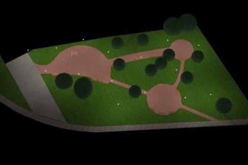 giardino levi montalcini carbonara