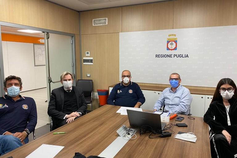 gruppo lavoro mascherine regione puglia