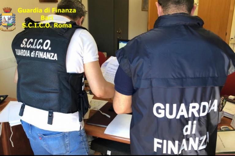 guardia di finanza perquisizioni sale slot