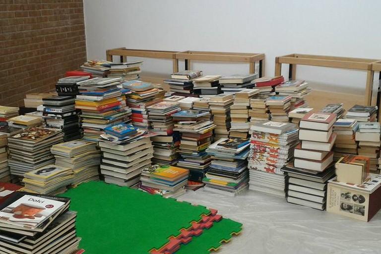 I libri della biblioteca