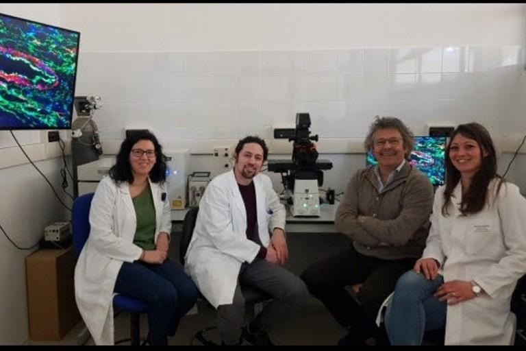 i ricercatori di castellana