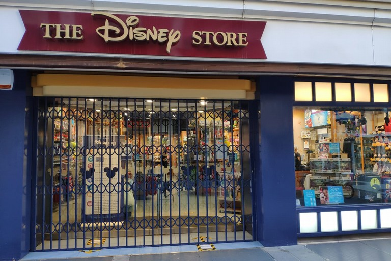 Il Disney Store di Bari