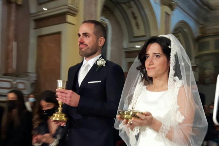 Il matrimonio di Antonella Laricchia