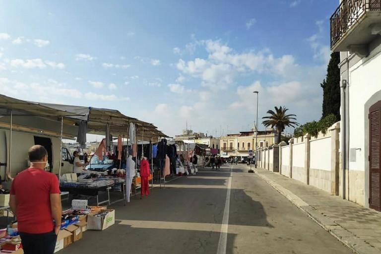 Il mercato a Santo Spirito