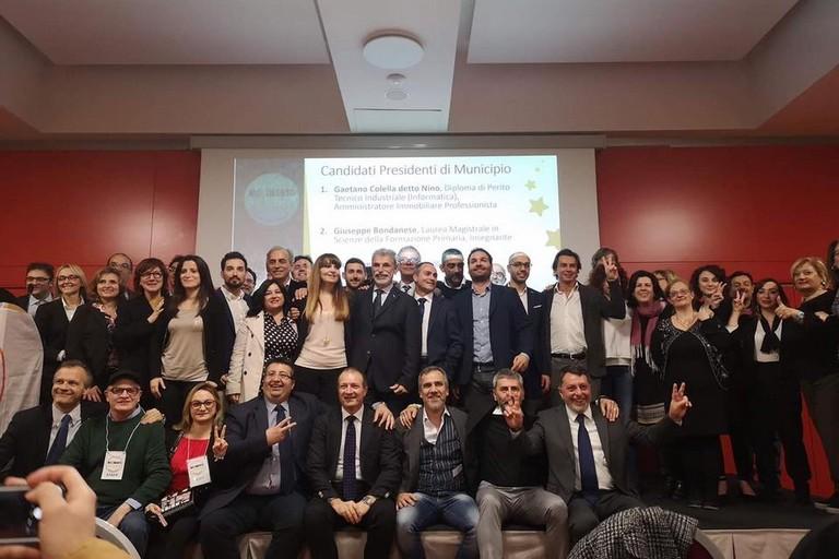 Il Movimento Stelle a Bari